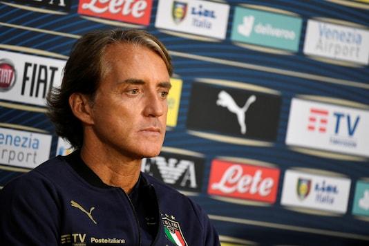 Roberto Mancini (Photo Credit: Reuters)