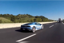 Italian Police Uses Lamborghini Huracan Sportscar to Transport Kidney 500km Across Country: Watch Video