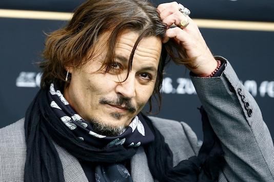 Johnny Depp (Image credit- Reuters pictures)