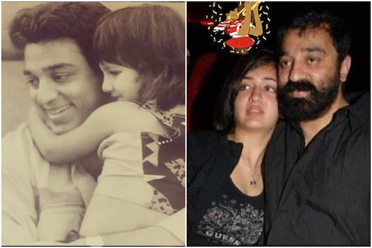 On Kamal Haasan's Birthday, Daughters Shruti Haasan and Akshara Haasan Post Throwback Pics with 'Bapuji'