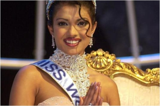 Priyanka Chopra Says Her Dress Almost Came off During Miss World Competition in 2000