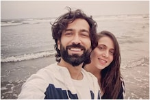 Nakuul Mehta and Wife Jankee Parekh Announce Pregnancy with Cute Photoshoot