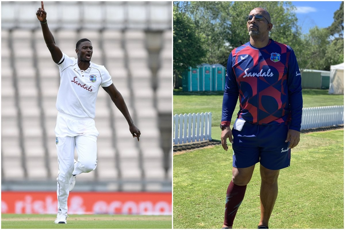 Jason Holder Always in Consideration to Play T20Is For West Indies, Says Coach Phil Simmons