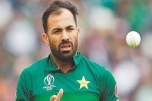 Pakistan vs Zimbabwe: Wahab Riaz Gets Warning for Using Saliva on Ball During First T20I