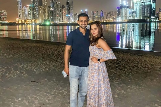 Sania Mirza and Shoaib Malik (Photo Credit: Sania Instagram)