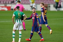 La Liga: Lionel Messi Comes Off Bench to Score Brace as Barcelona Beat Real Betis 5-2