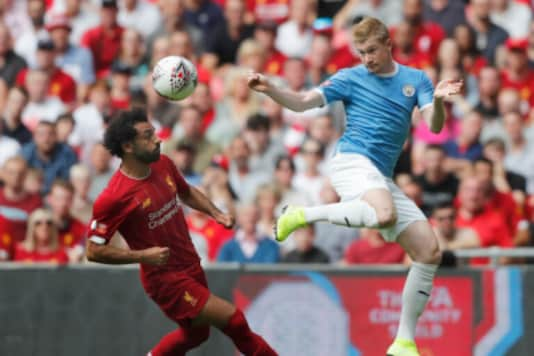 Manchester City vs Liverpool (Photo Credit: AP)
