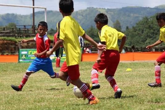 Laitkseh Golden Baby League (Photo Credit: AIFF)