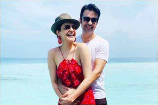 Kajal Aggarwal and Gautam Kitchlu honeymoon in Maldives
