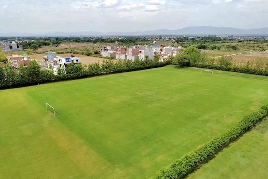Minerva Academy FC ground (Photo Credit: Minerva Academy)