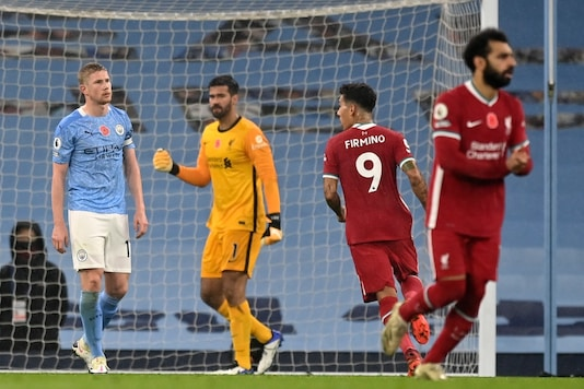 Manchester City and Liverpool drew 1-1 (Photo Credit: AP)