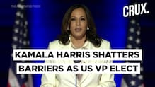 Kamala Harris Scripts History as First US Vice President of Colour, Remembers Mother In Victory Speech