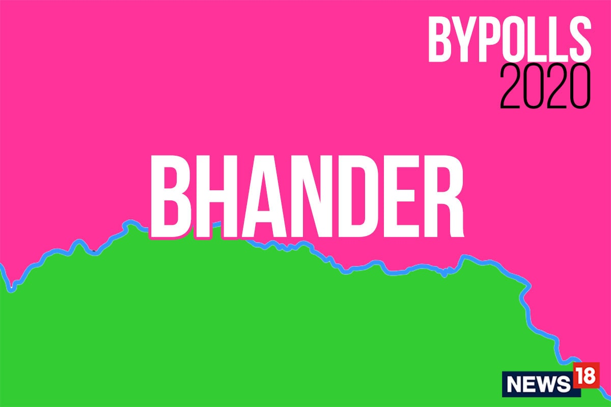 Bhander Assembly By-election Results Live Updates: Raksha Santram Saroniya of BJP WINS.