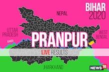 Pranpur Election Result 2020 Live Updates: Nisha Singh of BJP wins
