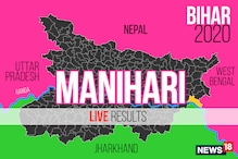 Manihari Election Result 2020 Live Updates: Manohar Prasad Singh of INC Wins