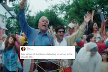 Joe Biden 'Celebrating' US Election Victory With Shah Rukh Khan is a Desi Meme You Can't Miss