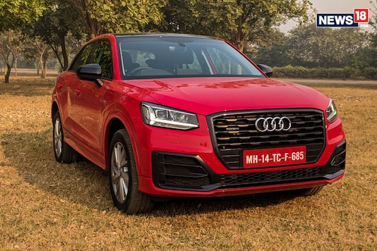 Audi Q2. (Photo: Manav Sinha/News18.com)
