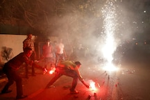 No Firecrackers in Delhi-NCR Till November 30 as Capital Chokes on Poor Quality Air