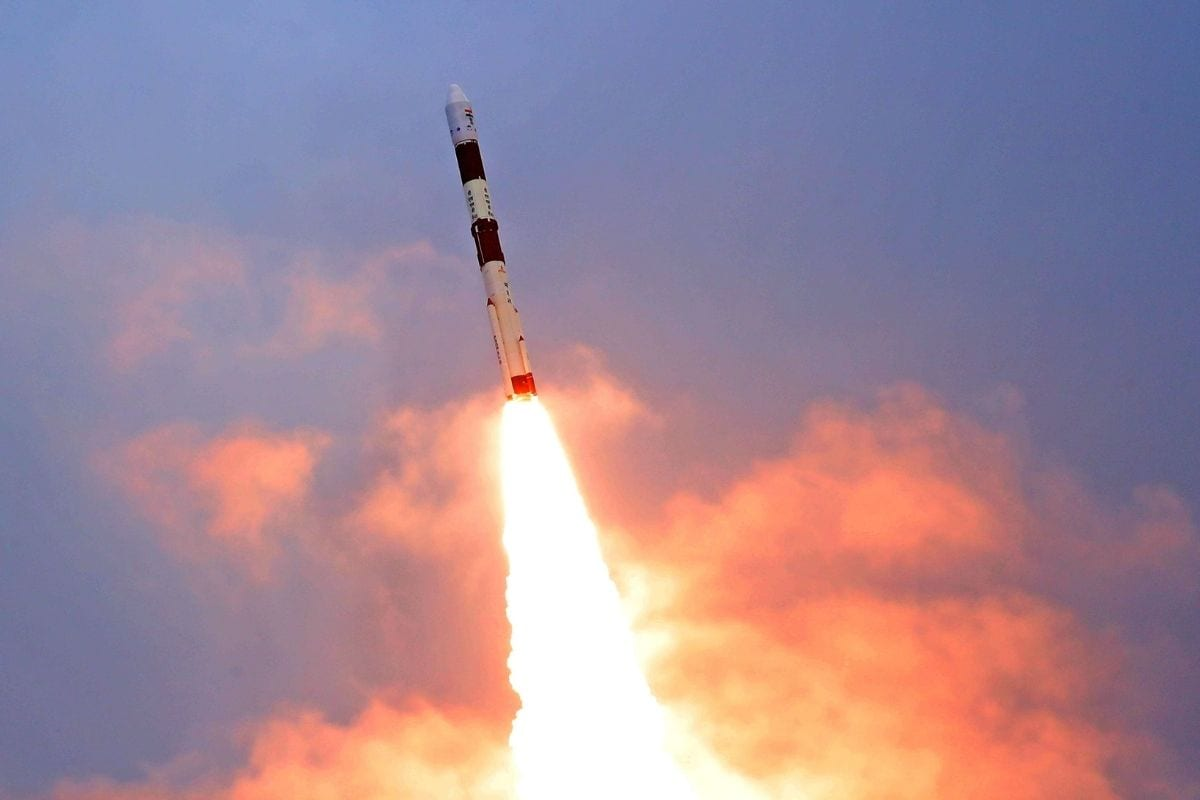 ISRO's Commercial Arm Bags Contracts to Launch 4 Foreign Satellites