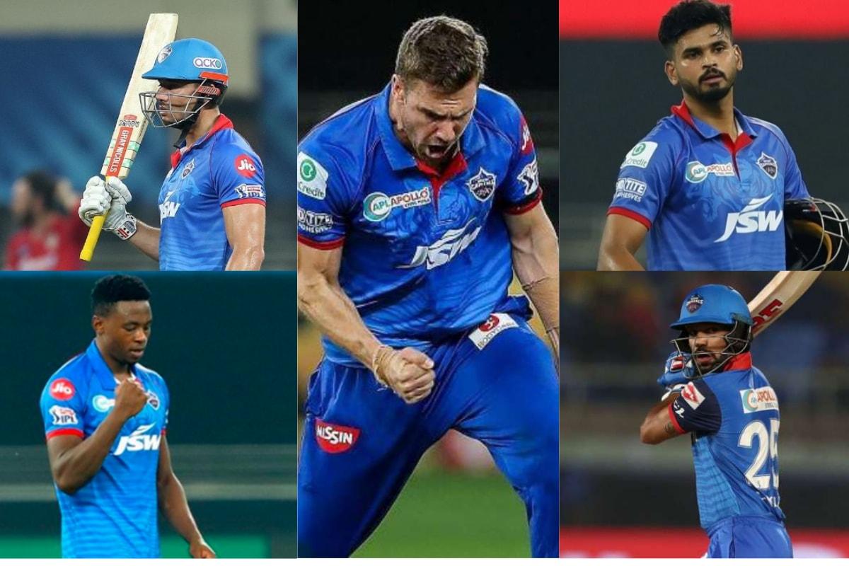 IPL 2020 Final MI vs DC: Five Key Players In Delhi Capitals' IPL 2020 Final Campaign