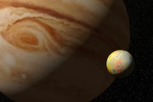 Jupiter's Moon Europa Glows in the Dark. Here is What Turns it into Gas Giant's Disco Ball