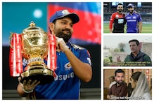 Virat Kohli Trolled After Rohit Sharma Claims Fifth IPL Title as Captain