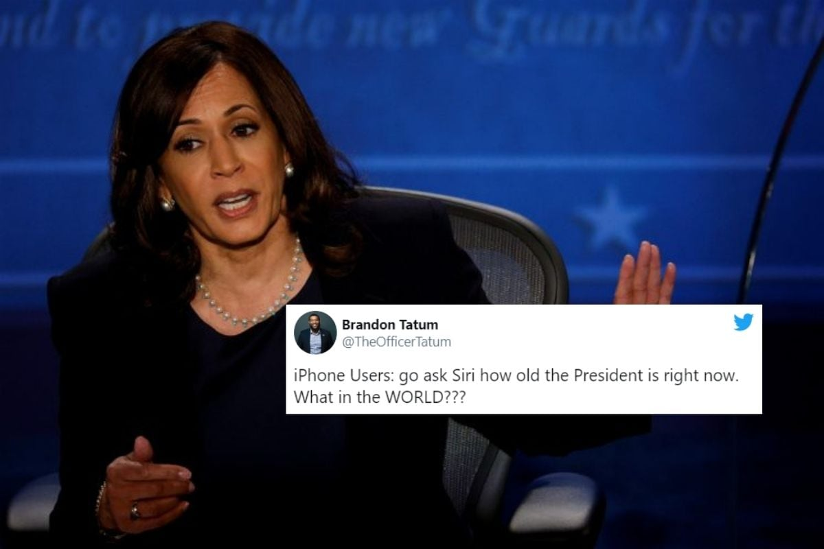 Apple S Siri Thinks Kamala Harris Is The New Us President Fixes Glitch After Videos Go Viral