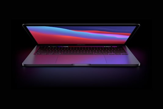 Apple Silicon-powered 13-Inch MacBook Pro.