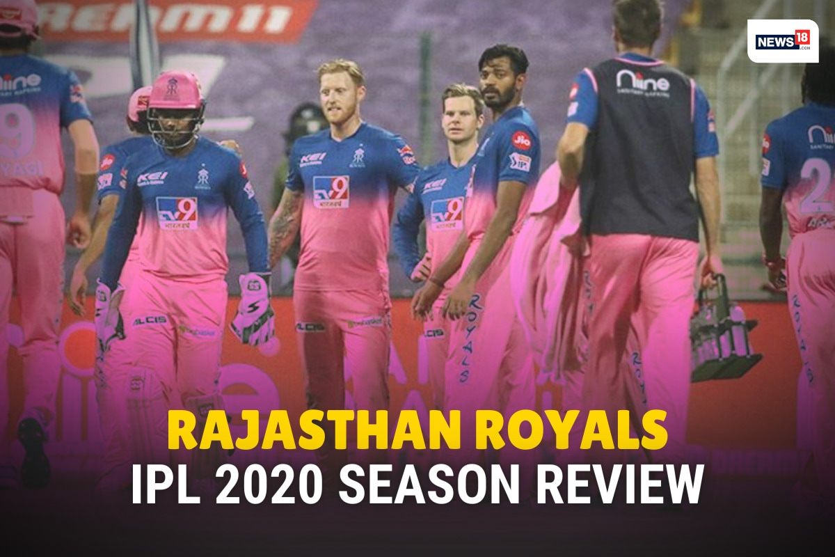 IPL 2020 Rajasthan Royals Team Review: Too Many Early Losses Costs Steve Smith & Co Play-off Spot