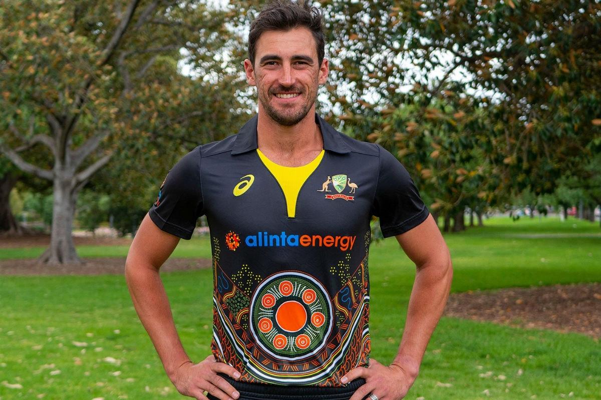 India vs Australia: Cricket Australia Unveils New Indigenous Shirt for T20I Series