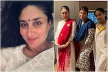 Kareena Kapoor Khan Sports Ethnic Look at Early Diwali Party, is in Love with Her Bindi