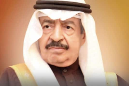 Sheikh Khalifa passed away on Wednesday morning at Mayo Clinic hospital in the United States, Bahrain's state news agency said. (Image: Twitter)