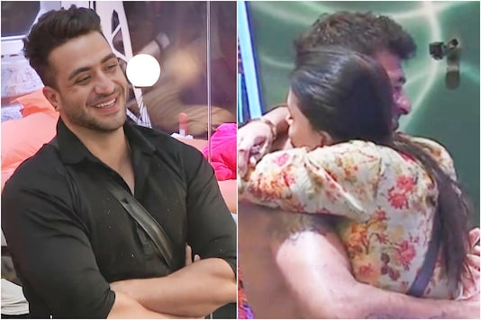 Bigg Boss 14: Aly Goni Catches Eijaz Khan and Pavitra Punia Sharing a Mushy Moment