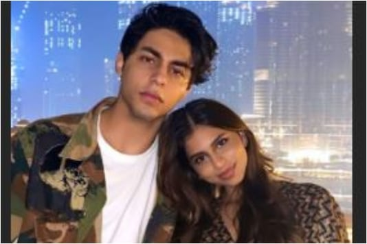 Suhana Khan's Quirky Birthday Wish for Brother Aryan is Every Sibling Ever