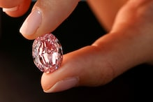 Rare Pink Diamond Gets Auctioned for Whopping $26.6 Million by Anonymous Bidder