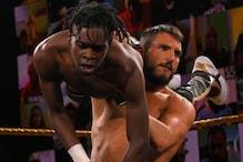 WWE NXT Results: Leon Ruff Becomes New North American Champion Beating Johnny Gargano