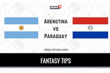 ARG vs PAR Dream11 Team Prediction World Cup Qualifiers 2020 Argentina vs Paraguay Playing XI, Football Fantasy Tips