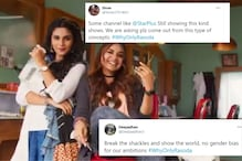 'Why Only Rasoda?' New TV Show Opens up Conversation on Gender Stereotypes on Twitter