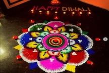 Diwali 2020: Easy Rangoli Designs to Decorate Your Home This Festive Season