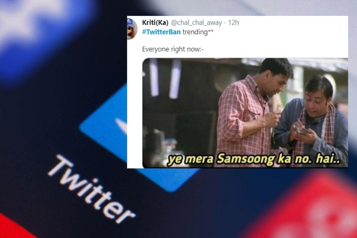 'Akshay Kumar to Launch Quitter': Desi Netizens Start Meme Fest as India Warns Twitter Over Leh Map Error