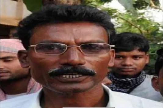 File photo of Chhatradhar Mahato