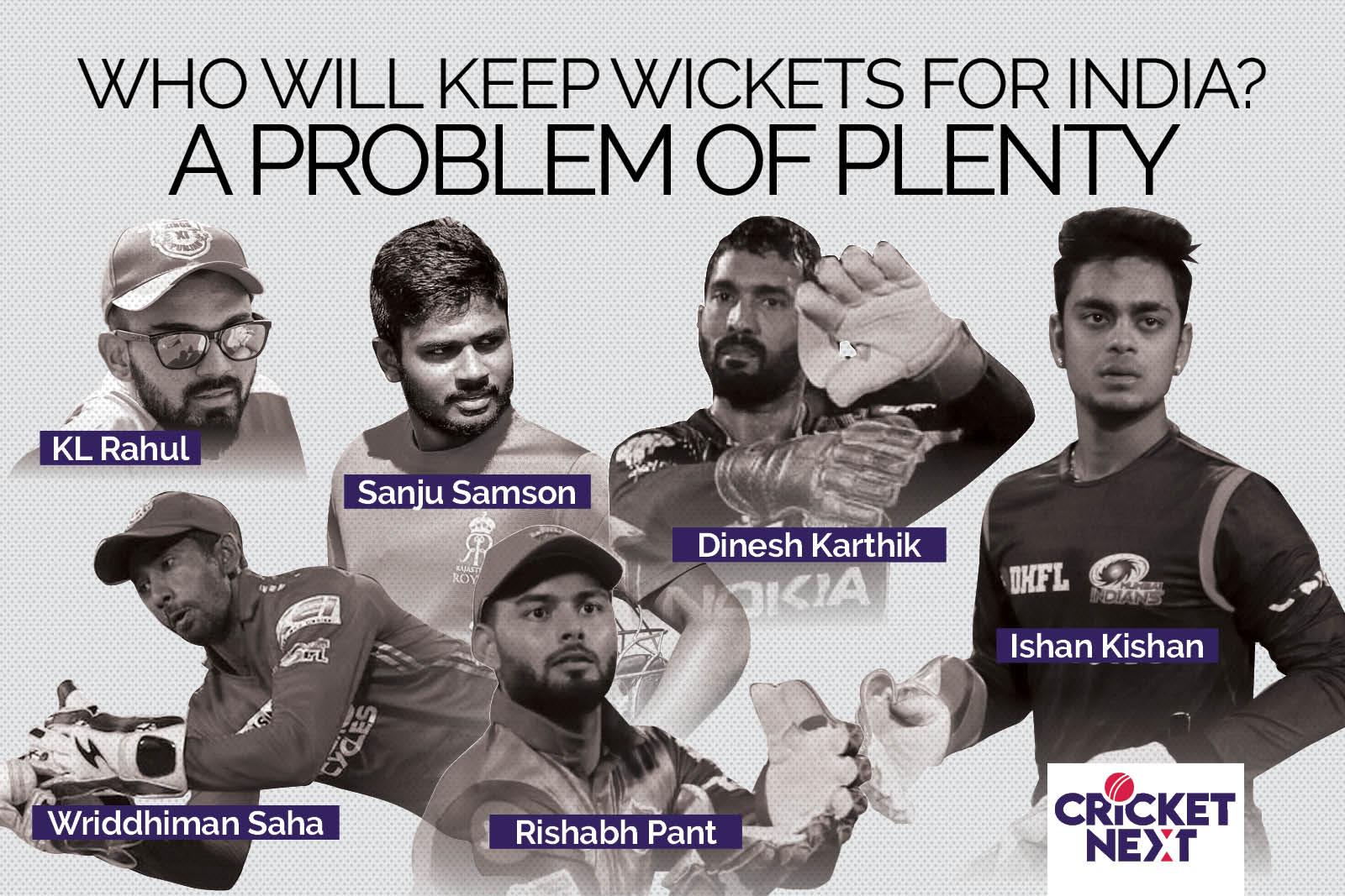 Who After MS Dhoni? KL Rahul First-Choice WicketKeeper, Ishan Kishan, Sanju Samson Give Tough Competition to Rishabh Pant