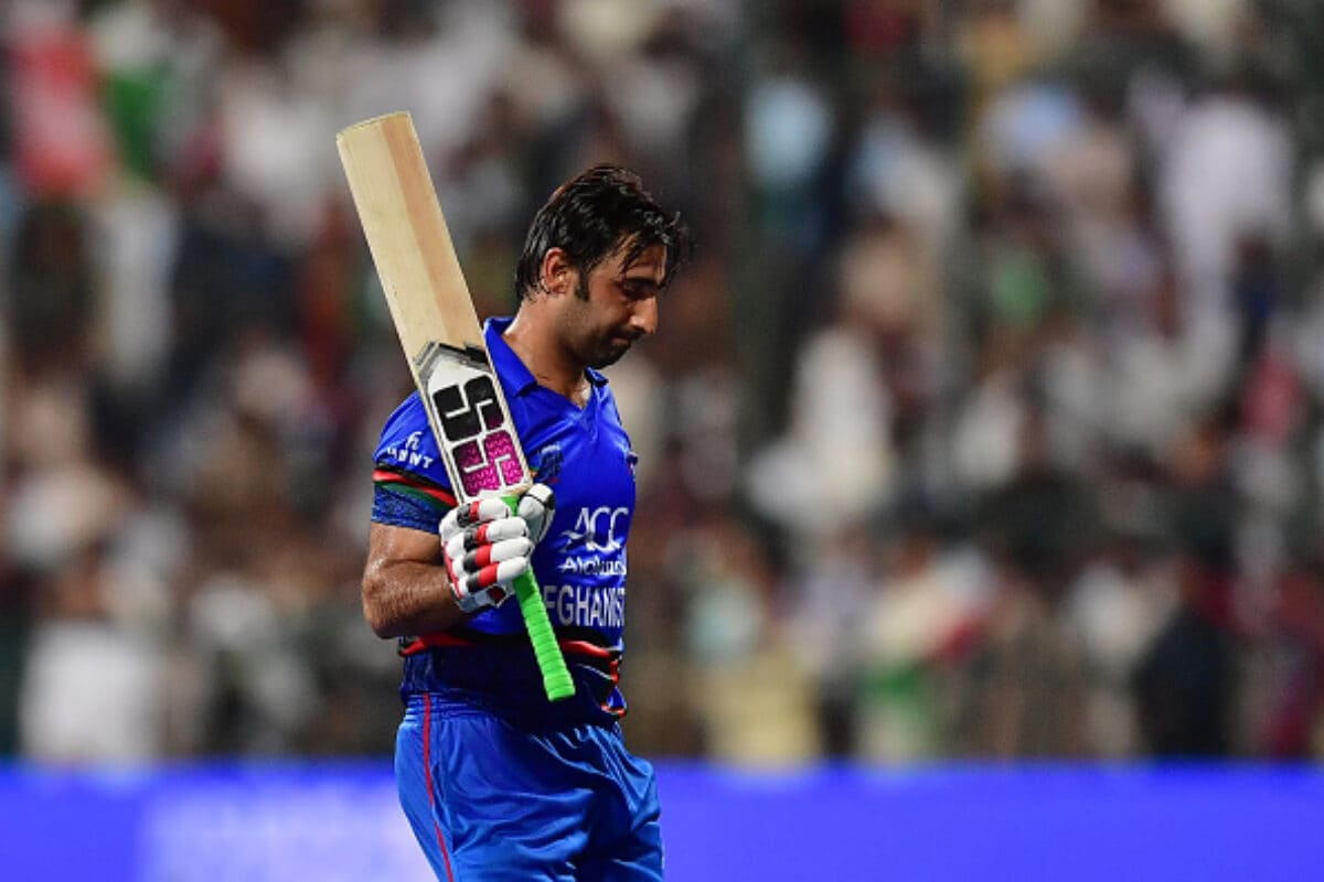 Afghanistan Announce Squad for Ireland ODIs, Asghar Afghan to Lead