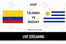 Colombia vs Uruguay 2022 FIFA World Cup Qualifiers Live Streaming: When and Where to Watch Live Telecast, Timings in India, Team News