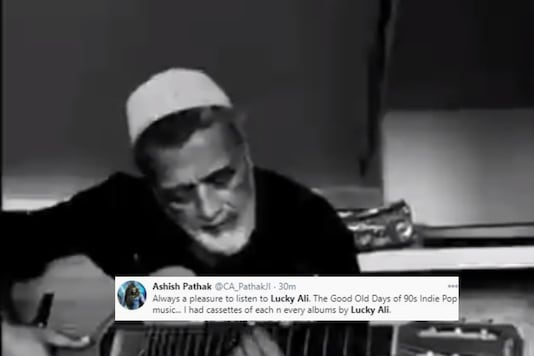 Lucky Ali Singing 90s Kids' Favourite Song in 2020 is Giving Internet All The Feels