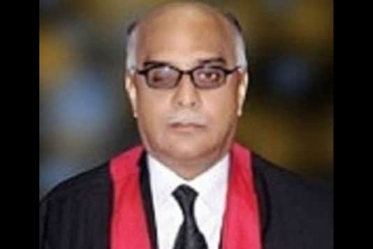 Former Chief Justice of Pakistan's Peshawar High Court Waqar Seth.