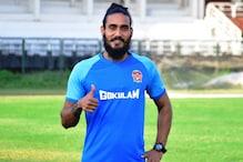 I-League: Gokulam Kerala FC's New Recruit Deepak Devrani Aims a Return to National Team Fold
