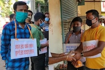 West Bengal Youths Distribute Handmade Masks and Diyas to 'Boycott' Chinese Goods this Diwali