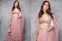In Pics: Karishma Tanna Glams It Up in Gorgeous Lehenga for Diwali 2020