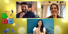 Aditya Roy Kapur & Sanya Malhotra Play Who's Most Likely To, Talk About Ludo